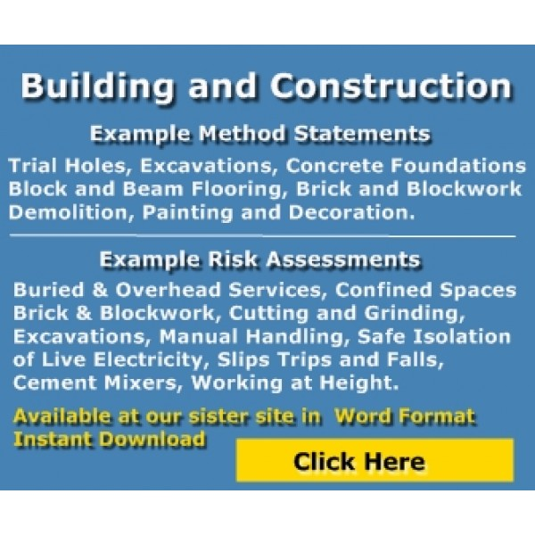 method statement for demolition The following method statement describes the procedure and equipment / materials required for the demolition of existing building / structures / services at the.