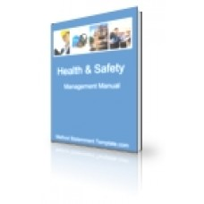 Health and Safety Manual (Generic Version NON UK)